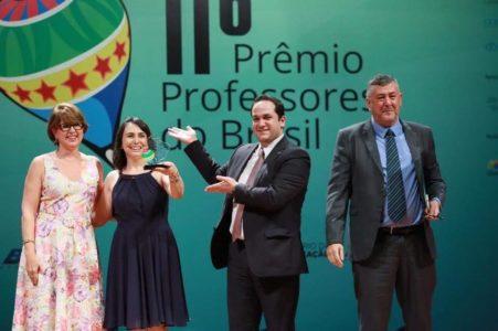 Formação e cerimônia de Premiação no Rio de Janeiro